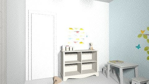 oranit play room 20 11 1 - Eclectic - Kids room  - by adigallay