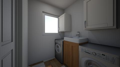 laundry room - by jonbaldwin