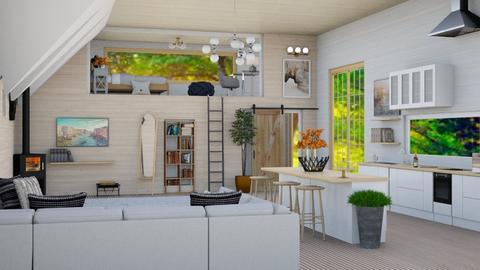 japadani - Living room  - by vxckzz