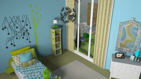 Nursery - Classic - Kids room  - by jgm728
