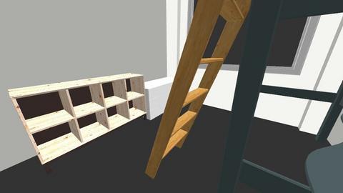 Habitacion Dario - Kids room  - by bologezur