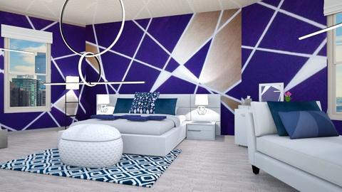 geometric - Modern - Bedroom  - by zayneb_17