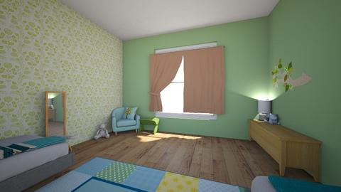 kids room - Kids room  - by campbellrask