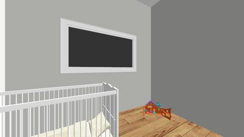 Kinderzimmer - Kids room  - by Bergstrasse