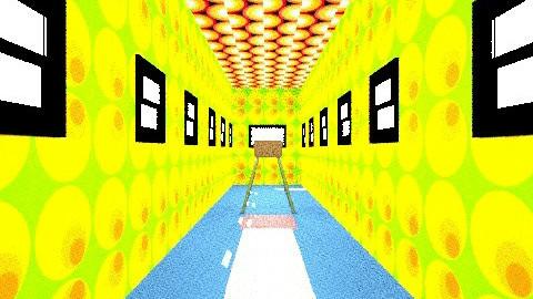 gymanstics vault room - Glamour - by mschutte