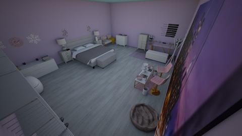 roomisabell - Vintage - Bedroom - by isabelaegirl