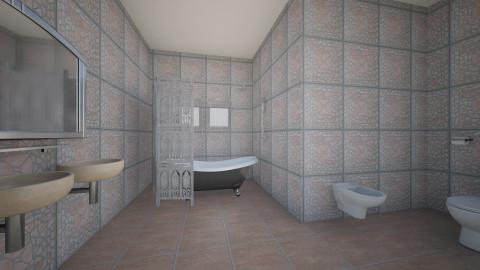 Upstairs bathroom - Bathroom - by clare299