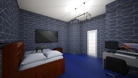 SaltyMacaroni - Bedroom  - by 375241