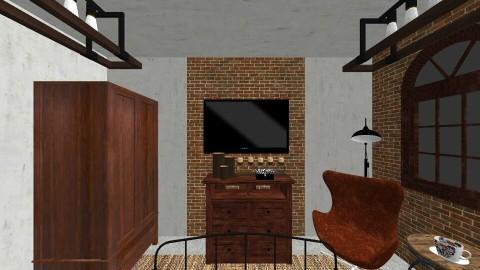 pro1 - Retro - Bedroom  - by Gyorgyike72
