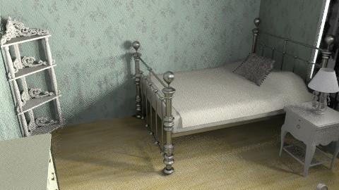Duckegg :) 2  - Vintage - Bedroom  - by bubbleboa