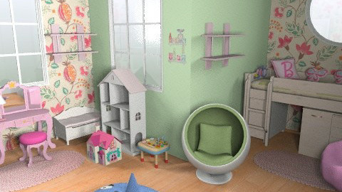 sweety - Classic - Kids room  - by bazso adrien