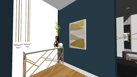 randare hol - Living room  - by IoanaC