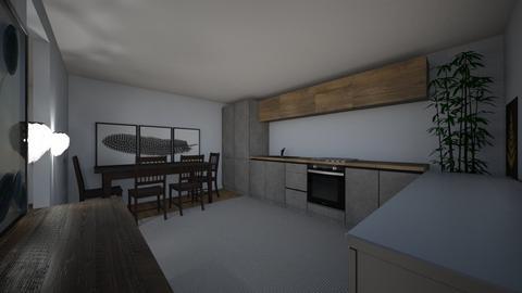Kitchen - Kitchen  - by 21MihalutaEl