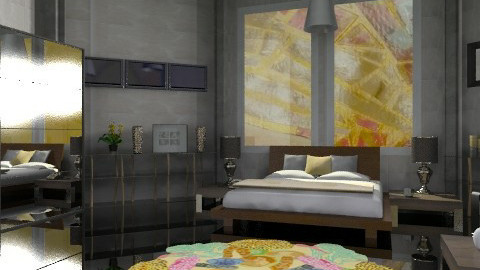 Sleep perchance to dream.. - Eclectic - Bedroom  - by mrschicken