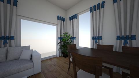 salon 4 - Living room  - by jamal9191Kar