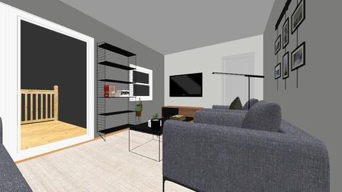 Iris Adler_Den Plan - by Jhebert