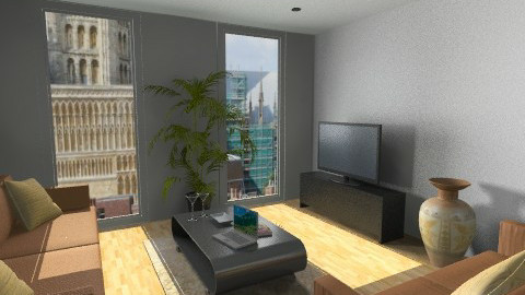 Living room upgrade less2 - Retro - Living room  - by jaypee82