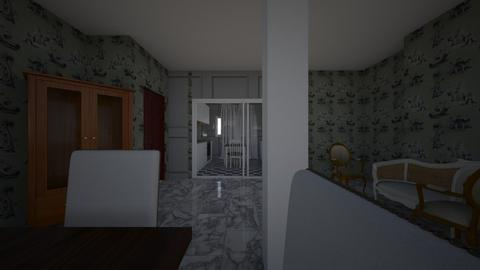 Option 3 living - Living room - by zahretelwady