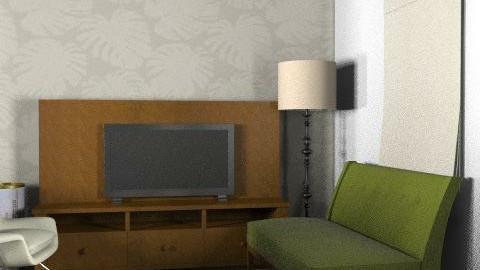 CASA ORIGAMI  - Minimal - Living room  - by ARMIDA 1