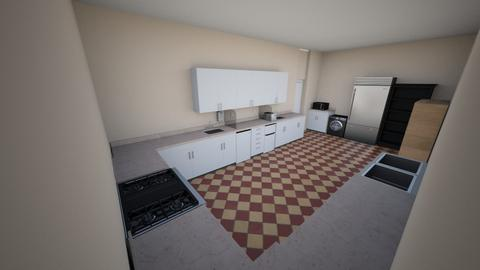 My kitchen - Kitchen  - by Aad1L