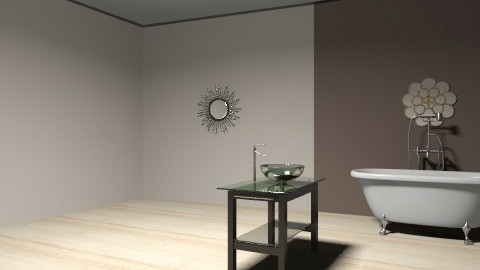 toryiiiii - Rustic - Bathroom  - by jdillon