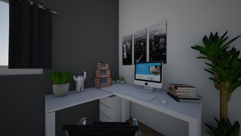 domek - Bedroom  - by Ironek