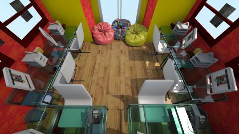 Dream office - Modern - Office  - by OSanna1234