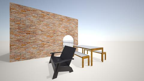 Morrell Patio - by lhanley