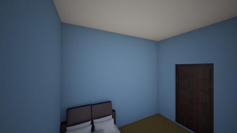 my room - Bedroom  - by VeroChickenNugget