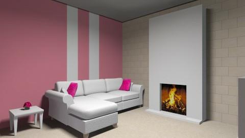 Lidia - Living room  - by misslidia