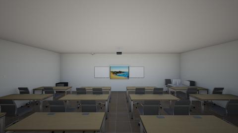 ANSP Videovigilancia - Office  - by hugonelso