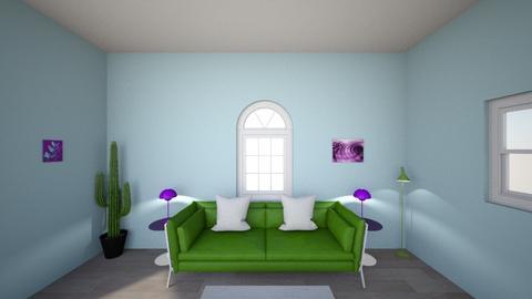 Living Room - Living room  - by Messa03