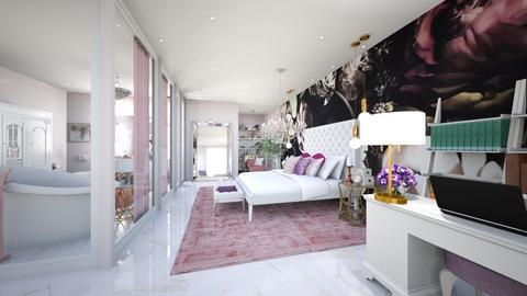 pp bedroom - Bedroom  - by theokatsarou