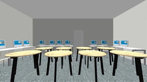 class - Office  - by talevi15
