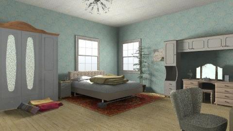 superduer - Bedroom - by helindir