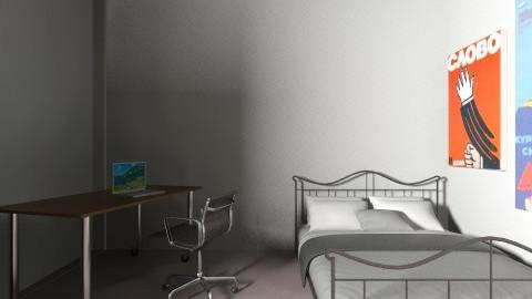 Natalia - Retro - Bedroom  - by szkapa23