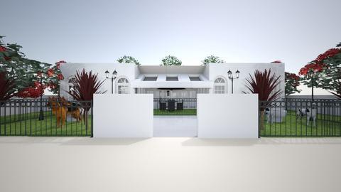 My House - by juliafa