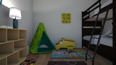 Kids Room - Kids room - by dxh600