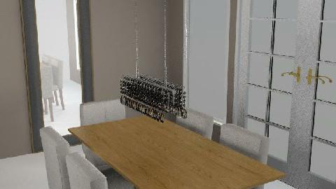 Formal Dining - Dining Room  - by BernieF
