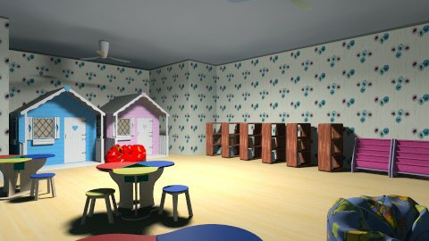 kids room - Modern - Kids room  - by fatindeeyana
