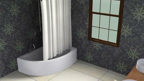 Firs Bath - Minimal - Bathroom  - by CamillaShea