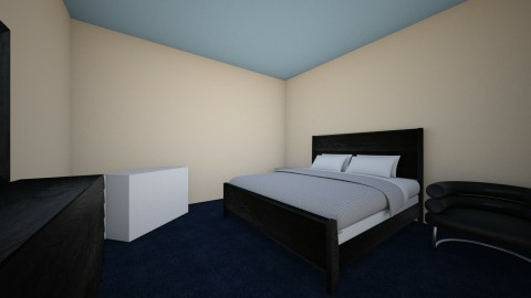 guest room - by LRK designs