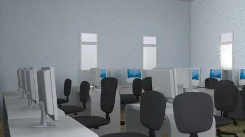 dan phelps - Classic - Office  - by Dan Phelps