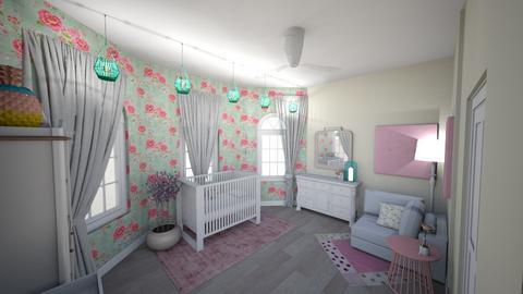 Nursery  - Kids room  - by ASchuchardt