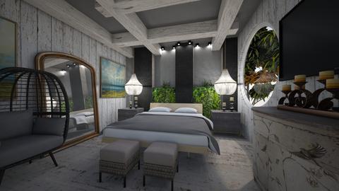Bedroom - Modern - Bedroom  - by Nikos Tsokos