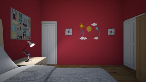 habitacion humberto - Modern - Kids room - by 12jose