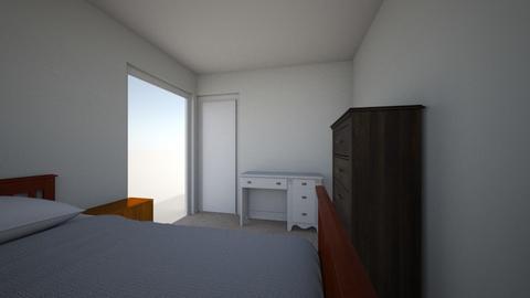 Ben Room - Bedroom  - by critic62