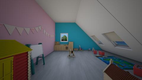 Kids room - Kids room  - by Noa Jones
