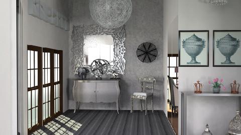 GlamourHallway - Glamour - Hallway  - by camilla_saurus