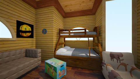 Kids room - Classic - Kids room  - by Boka i Deki